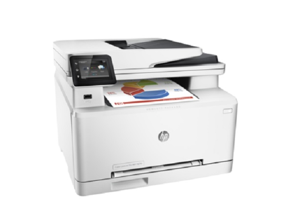Máy in HP Color LaserJet Pro MFP M274n (M6D61A)