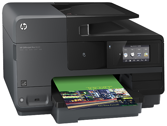 Máy in HP Officejet Pro 8620 e All in One Printer (A7F65A)