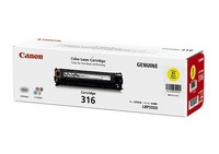 Mực in Canon 316Y laser toner cartridge