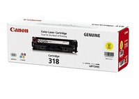 Mực in Canon 318Y laser toner cartridge