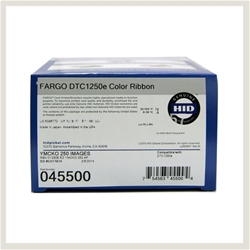 FARGO DTC1250e Color Ribbon