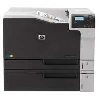 Máy in HP Color LaserJet Enterprise M750dn, Duplex, Network, Laser màu khổ A3 (D3L09A)