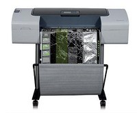Máy in HP Designjet T1100 24 inch Printer (Q6683A)