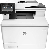 Máy in HP Color LaserJet Pro MFP M479FNW