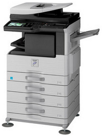 Máy Photocopy Sharp MX-M314N
