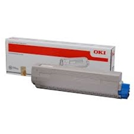 Mực in Oki C833 Cyan Toner Cartridge